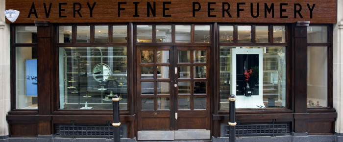 on the london scent trail… avery fine perfumery