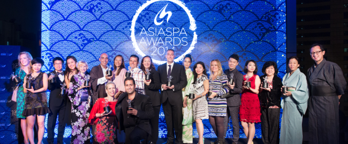 huge congrats to the winners of the 10th asiaspa awards!
