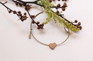 Driftwood Heart Bracelets- $380HKD[10]