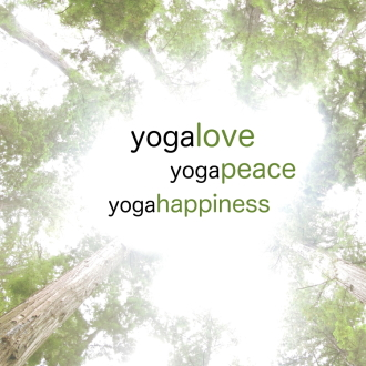 searching for yoga love…