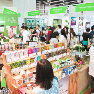 it's a beautiful world – natural & organic products asia 2016