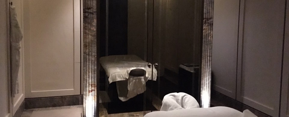 emotional healing at london's classiest new spa